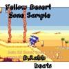 Sonic Yellow Desert Zone Sample