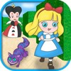 Alice in wonderland labyrinth 3D app (background music II)