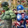 San Diego Comic Con footage breakdown
