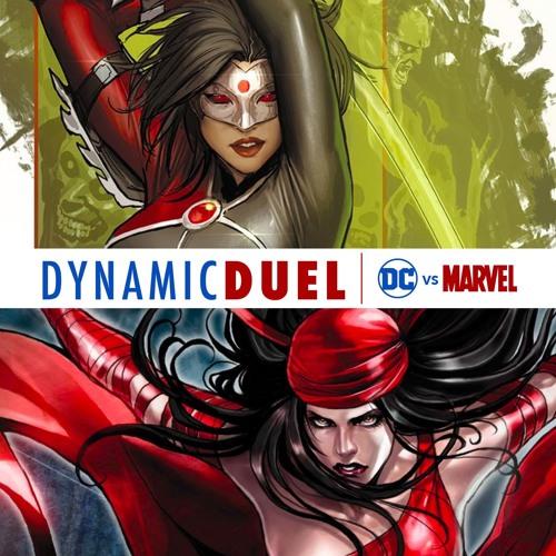 Katana vs Elektra