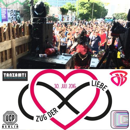 Tanzamt! & Jøris Belzin Live @ Zug Der Liebe 2016