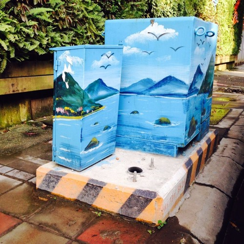 Art Dirt 9: Please Stop Painting the Electrical Boxes