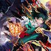 My Hero Academia ED3 - Datte Atashi No Hero (Remix Feat. Un3h)