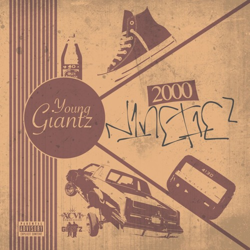 Young Giantz - 2000 Ninetiez (EP)
