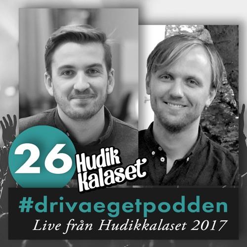 26. Från liten idé till stor succé – Sebastian Tomic och Erik Ohlsson
