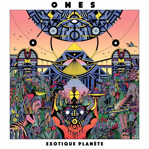 DYNA001 - OHES - EXOTIQUE PLANETE EP - PREVIEW