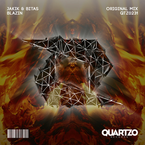 Jakik & Bitas - Blazin (OUT NOW!) [FREE] Supported by Hardwell!