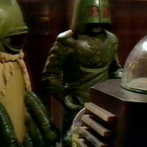 PODcastica - Episode 102: The Curse of Peladon OR Taking the Aggedor by the Horn