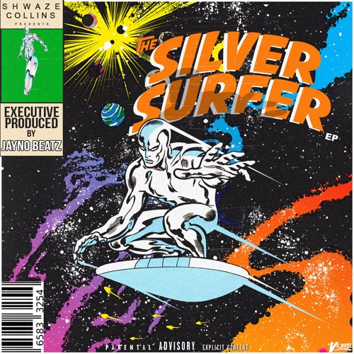 Silver Surfer EP