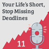 Your Job is to Ship 5: How to Set Your Own Deadlines & Stick to Them