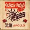 Guns N' Roses - Double Talkin' Jive Live Apollo Theater 2017