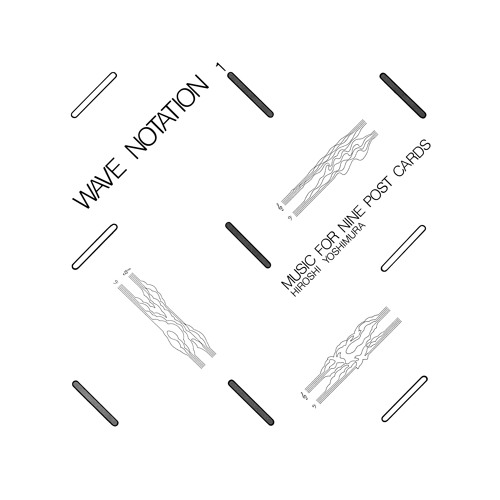 Hiroshi Yoshimura (吉村弘) - Music for Nine Post Cards (EOS01) OUT 11/17/2017