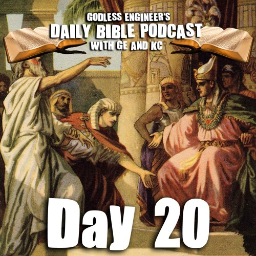 How the Jews Became Enslaved to the Egyptians || GE's Daily Bible Podcast, Day 20
