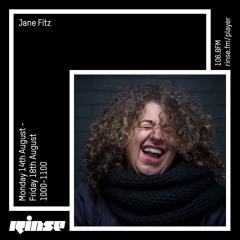Jane Fitz - 15th August 2017