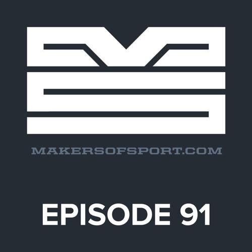 Episode 91: Shane Mielke, Interactive Creative Director, H.S. Football Coach & Crossfit Athlete