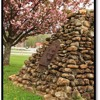 Cairn with Lincoln's Bas Relief