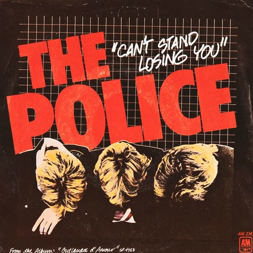 The Police - Can't Stand Losing You (Blvkshp Remix)