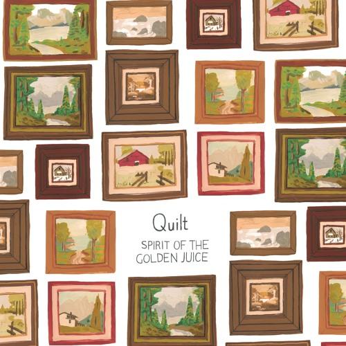 Quilt - Spirit Of The Golden Juice