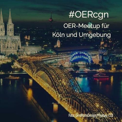 #OERcgn-Podcast 1: nOERd-News vom 4. Meetup