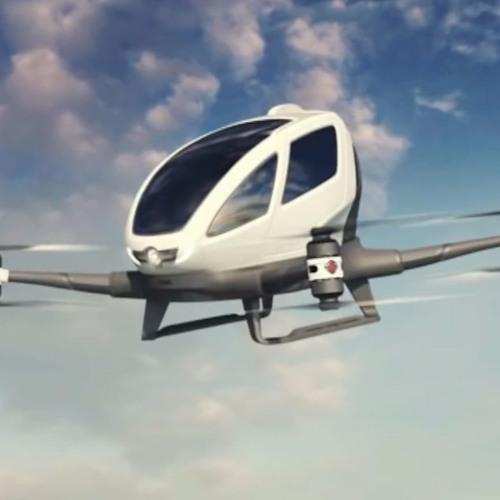 #55: @FlipsideLoftus Won't Fly In No Drone!