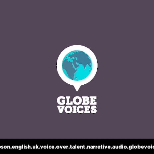 English (UK) voice over talent, artist, actor 903 Jepson - narrative on globevoices.com
