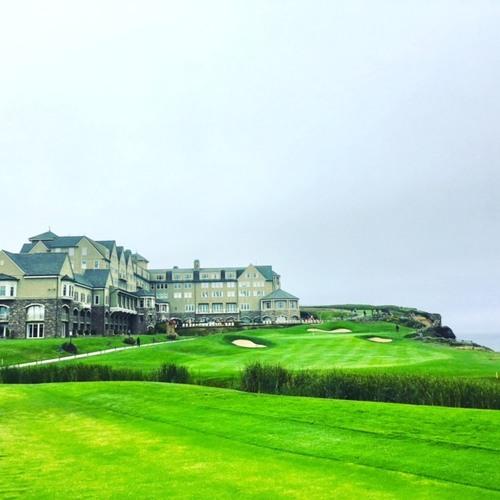 Xavier Salomon, The Ritz-Carlton, Half Moon Bay