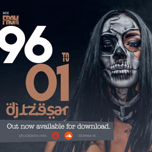 DJ TZESAR - Legendary 96.01 (Oldschool Techno Mix)