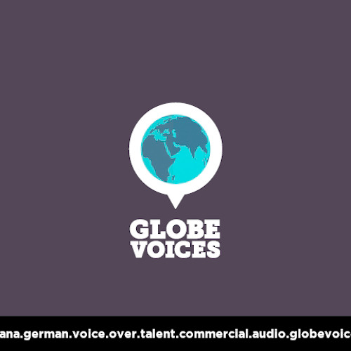 German voice over talent, artist, actor 1100 Dana - commercial on globevoices.com
