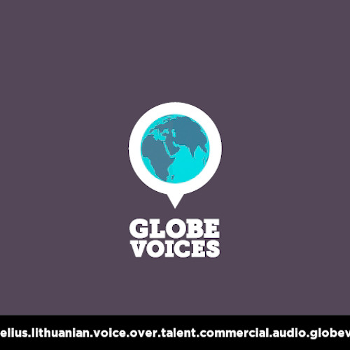 Lithuanian voice over talent, artist, actor 2240 Danielius - commercial on globevoices.com