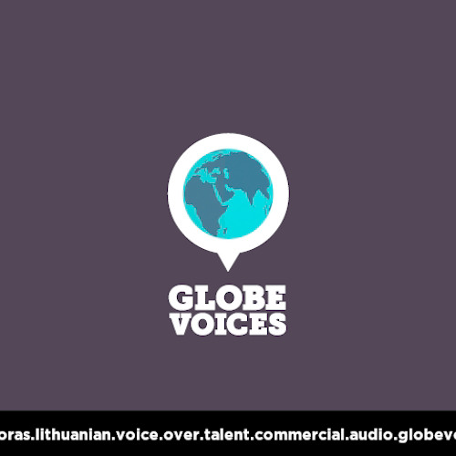 Lithuanian voice over talent, artist, actor 1057 Viktoras - commercial on globevoices.com