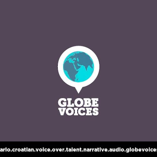 Croatian voice over talent, artist, actor 228 Karlo - narrative on globevoices.com