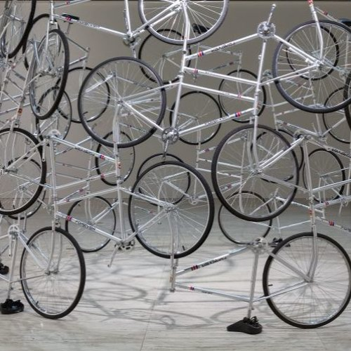 Art & Philosophy Symposium: Robert Sinnerbrink on Ai Weiwei's 'Forever'(2003)