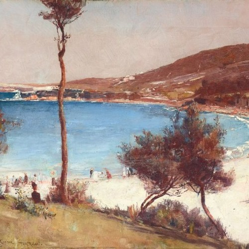Art & Philosophy Symposium: Michael Newall on Tom Roberts' 'Holiday Sketch at Coogee' (1888)