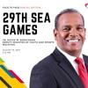 TRAXXfm Exclusive Interview On The Kuala Lumpur 29th SEA GAMES 2017 - 17.08.16