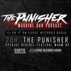 The Punisher - Machine Gun Podcast 003 2017-08-16 Artwork