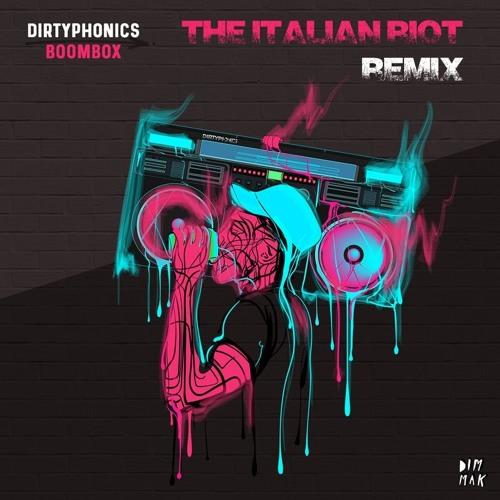 Dirtyphonics - Boombox (The Italian Riot Remix)