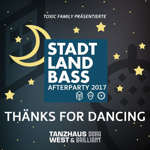 12.08.2017 - Max König | Stadt Land Bass Afterparty | Tanzhaus West