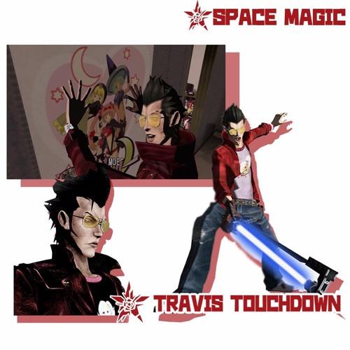 TRAVIS TOUCHDOWN by SPACE MAGIC スペース マジック | Free