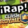 Rap super de clash royale