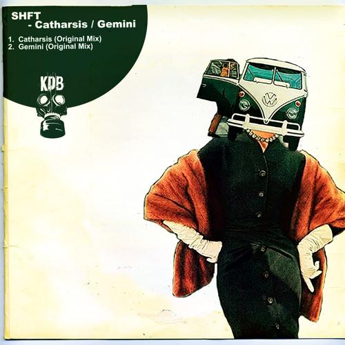 SHFT - Catharsis EP [KDB114D]
