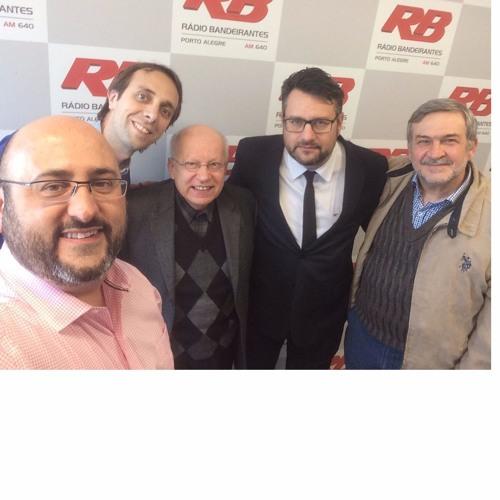Rádio Livre - 16.08.17 - Cezar Saldanha, Gustavo Candiota, João Pedro Casarotto e Léo Meira