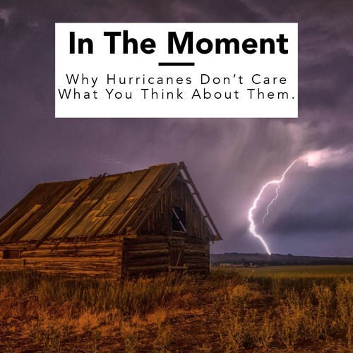 Why Hurricanes Don't Care What You Think About Them.