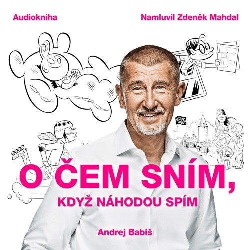 audiokniha o čem sním