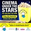 Cinema Under The Stars Supporting GM5FK Announcement