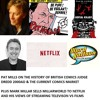 Pat Mills and The Secret History Of British Comics Plus Mark Millar's Netflix Deal.mp3