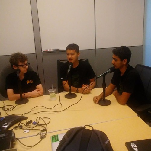 Ep. 35: Jetson Interns Assemble! Interns Discuss Amazing AI Robots They're Building