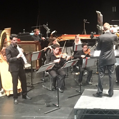 Iris Saxophone Concerto by Tansy Davies