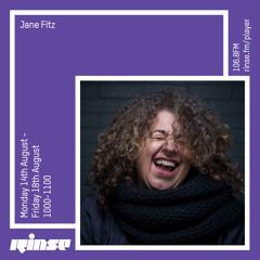 Jane Fitz - 17th August 2017