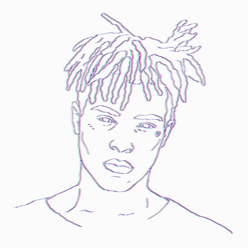 Drawing Xxxtentacion: Dead Inside (Ben Esser Remix) By Ben Esser