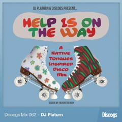 Discogs Mix 062 - DJ Platurn
